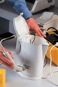 Electrical Appliances such as Kettles are just some of the Portable Appliances that need to be PAT Tested